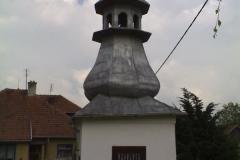 Oprava kapličky 2009
